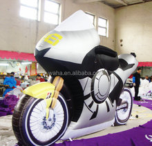hot selling giant inflatable motorcycles replicas motorcycles inflatable