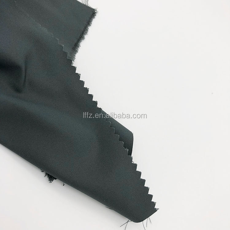 Jiangsu fashion and comfortable solid color polyester woven fabric