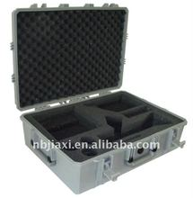 hard plastic case for scientific instrument