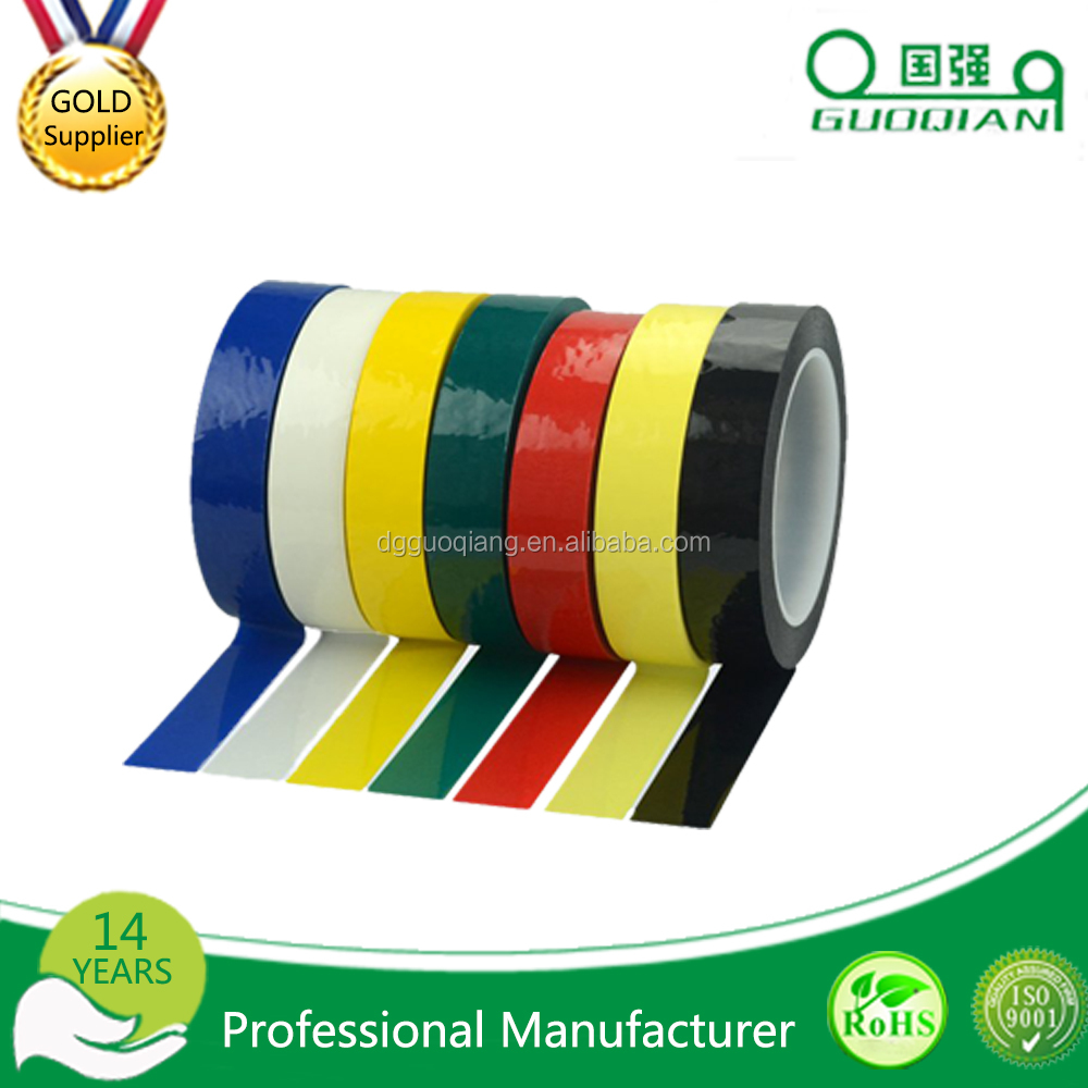BOPP Green Protecting direct food grade adhesive Tape