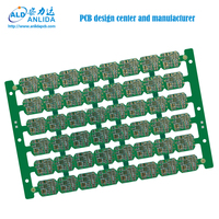 Multilayer wireless ring HDI pcb electronic circuit board