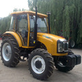 High Quality big 100hp 4wd farm tractor with 6 cylinder diesel engine