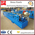 Galvanized Steel Sheet /Color Steel Sheet Circular Downspout Roll Forming Machine