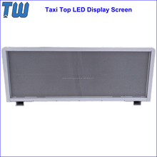 7000nits High Brightness P5 Taxi Top LED Display Screen 1/8 Scanning High Refresh Rate