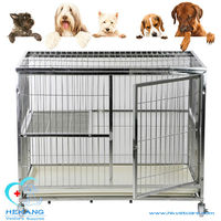 Hot Sale Stainless Steel Animal Cages For Dog
