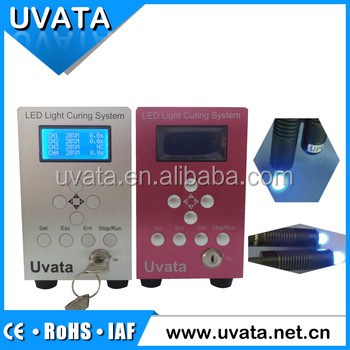 Uvata Surface Mount Package Type uv led curing for bottle package