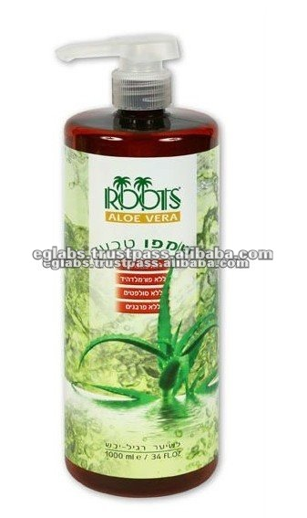 Dead Sea Herbal Shampoos and Conditioners