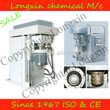 Nano and micron sand mill