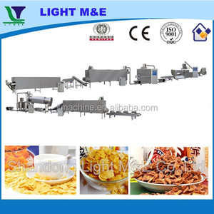 Fried Corn Flakes Equipment Production Line