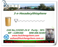 manufacturer /OLED intermediates 3-n-Hexadecylthiophene(CAS No.119269-24-8)/Puyang Huicheng Electronic Material Co., Ltd