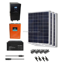 Hot sale 10kw off grid solar power system home /solar panel system