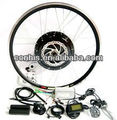 LCD display26'inch48V1000W electric bike conversion front kits