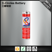 Competitive price powerful leak-proof um3 R6P size aa 1.5v battery