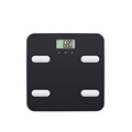 Higher Accuracy Tempered Glass Digital Scalel, Body Fat Analyzer