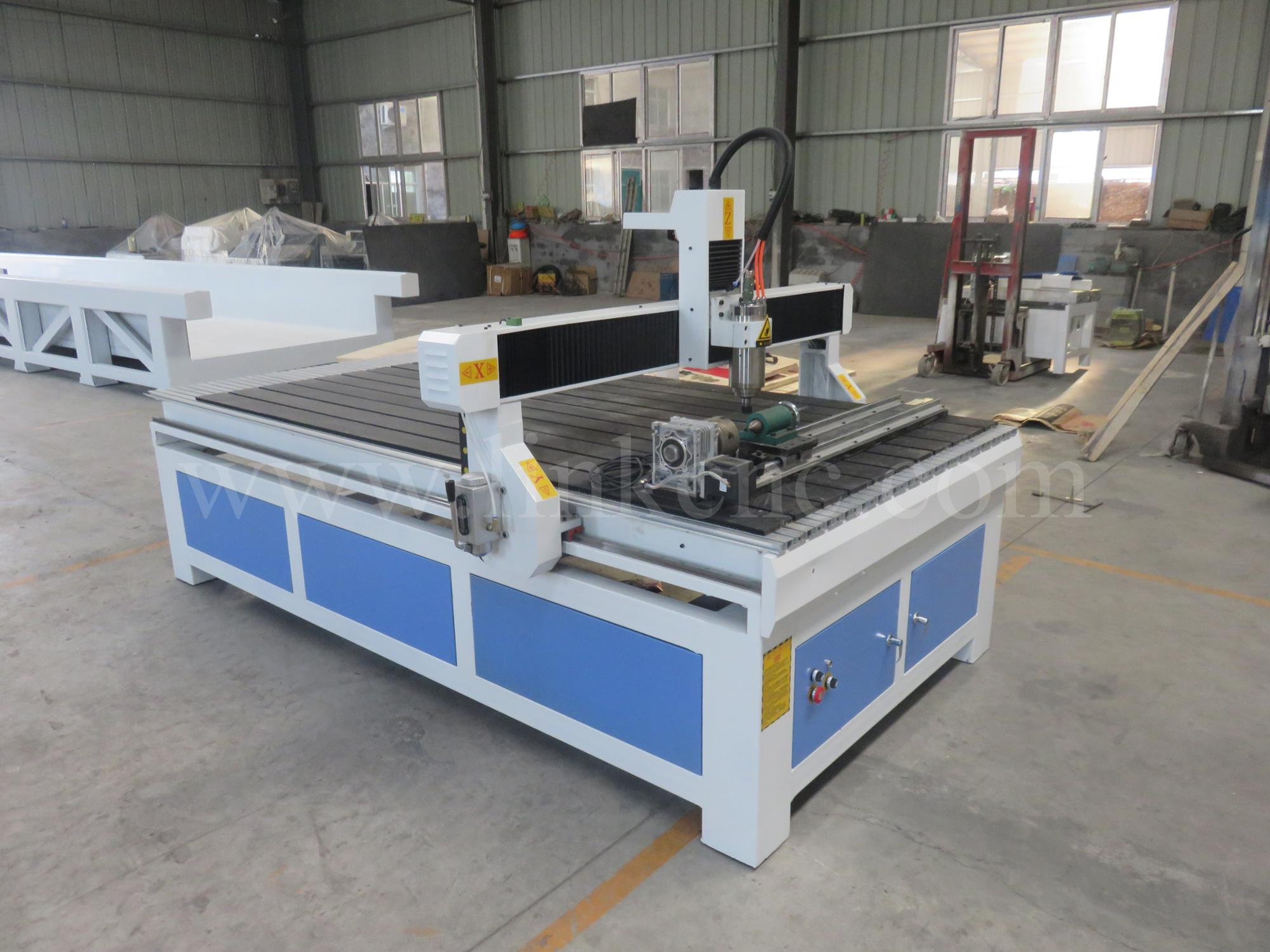 Cost effective cnc router aluminum/desktop milling machine 1325/price router cnc 3d with low price for sale