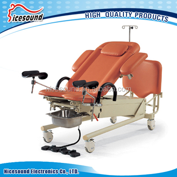 Gynecology bed urology chairs