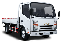 2016 New high quality 4x2 JAC light truck / JAC light cargo truck / Camion JAC
