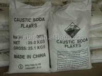 China Factory offer Caustic soda flakes/sodium hydroxide flake alkali 99% min