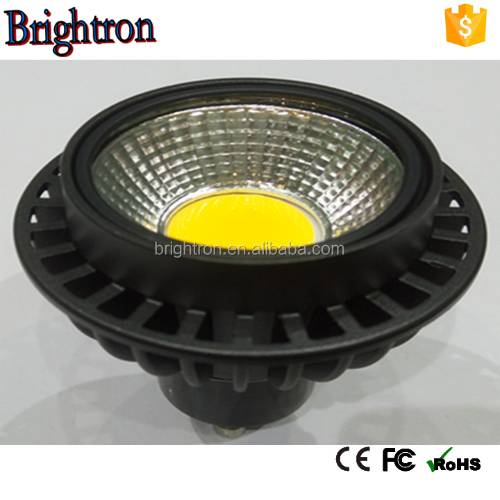 high quality light gu10 3W 5 W 7W 12V LED lamp SMD led light garden spot lights