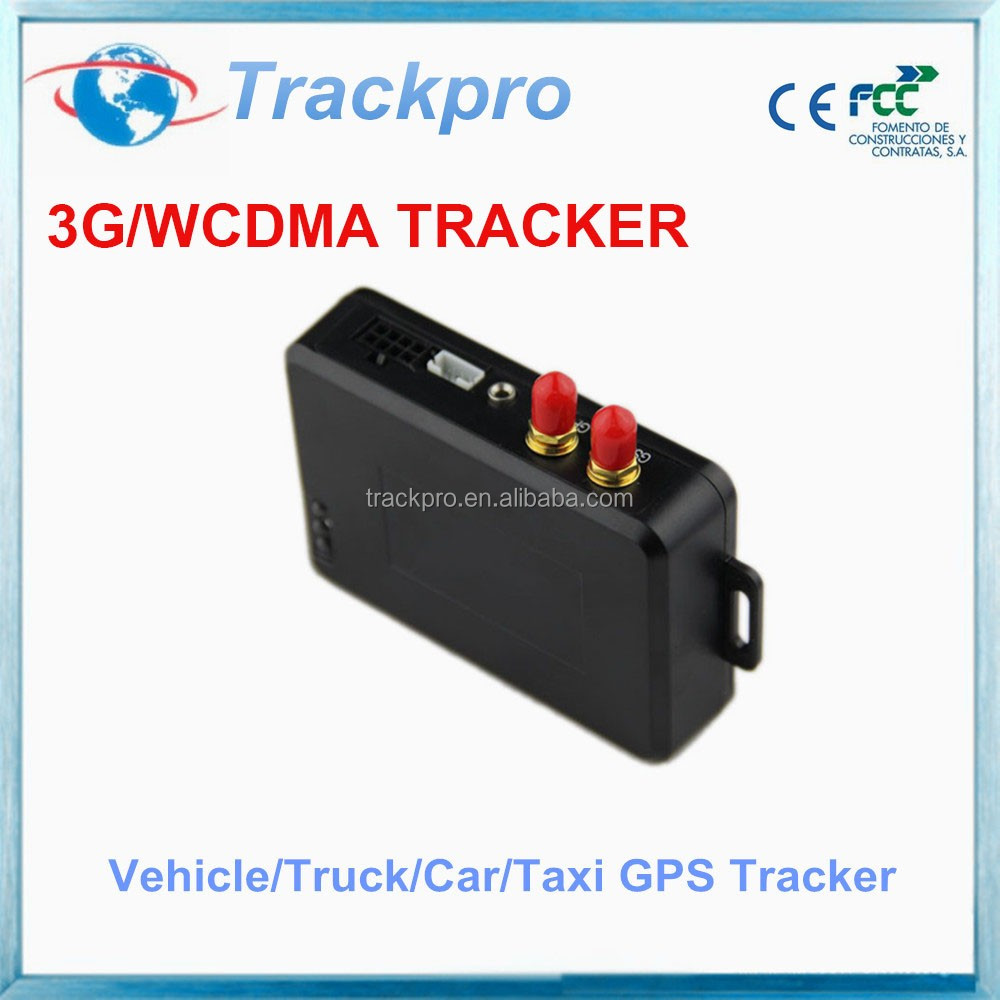 WCDMA 3g car GPS tracker for vehicle trackr gps tracking