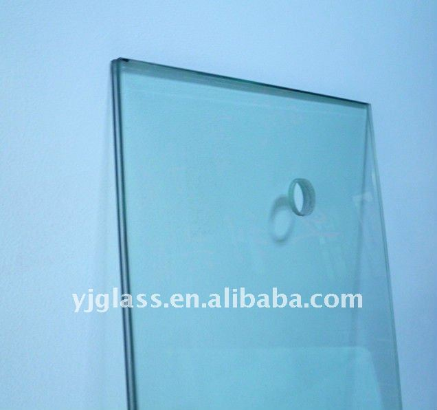 Float/Tinted/Reflective Tempered Laminated Glass for Building Glass