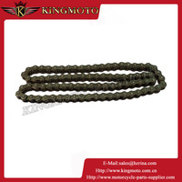 KINGMOTO O-Ring Colored Red Motorcycle Chain