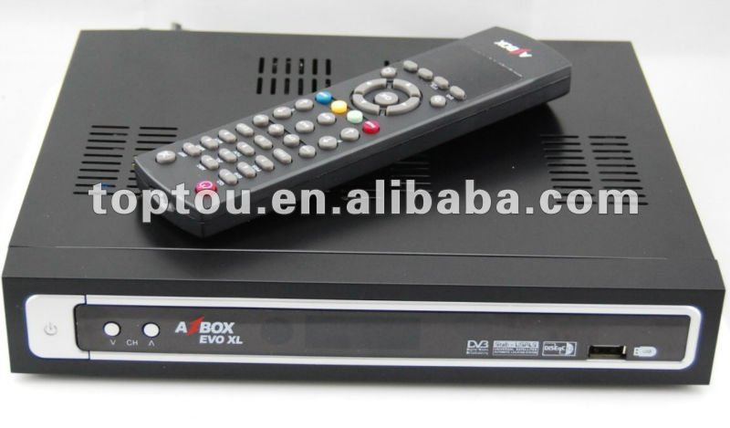 South America DVB-S decoder Azbox EVO XL