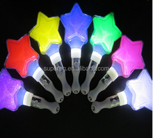 Star Glowing Light Sticks In the dark Concert Events Flashing Light Stick