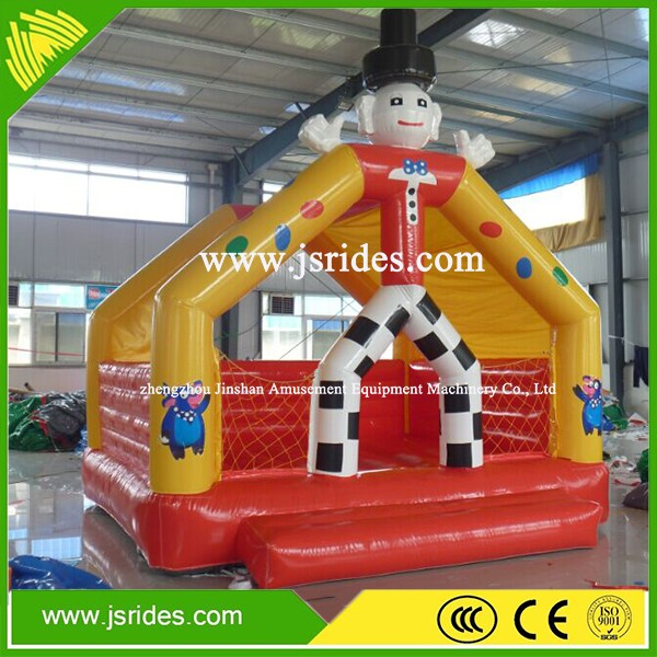 Children games inflatable product bounce house/bouncy castle