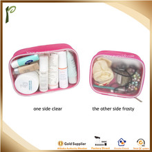Popwide 2017 newest high quality clear pvc cosmetic box