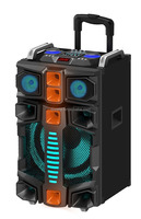 New product pa active systems portable bluetooth speaker