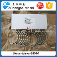 Shangchai G128 Engine spare parts G02-113-01+A Main bearing down tile for marine engine