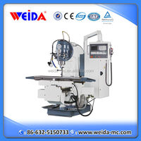 XK5032 vertical type metal milling cnc machine for sale