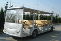 29 seats electric bus train,SHUTTLE PERSONNEL CARRIER EG6220K,72V/5KW Series,22-PERSON
