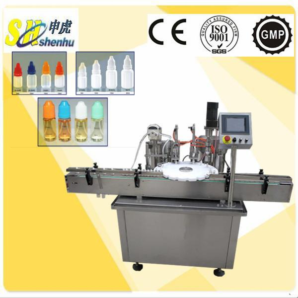 Auto ejuice filling capping and labeling machine(Factory price)