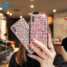 luxury mobile phone case bling defend phone case for phone