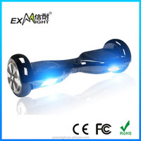 2015 latest christmas gift 8inch self balancing scooter With blue tooth and remoter led light for games of hover board 2 wheels
