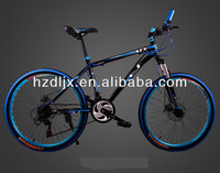 26 inch 21 speed top quality men's mountain bicycle