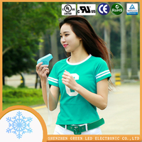China summer cooling air cooling advertisement electric fan