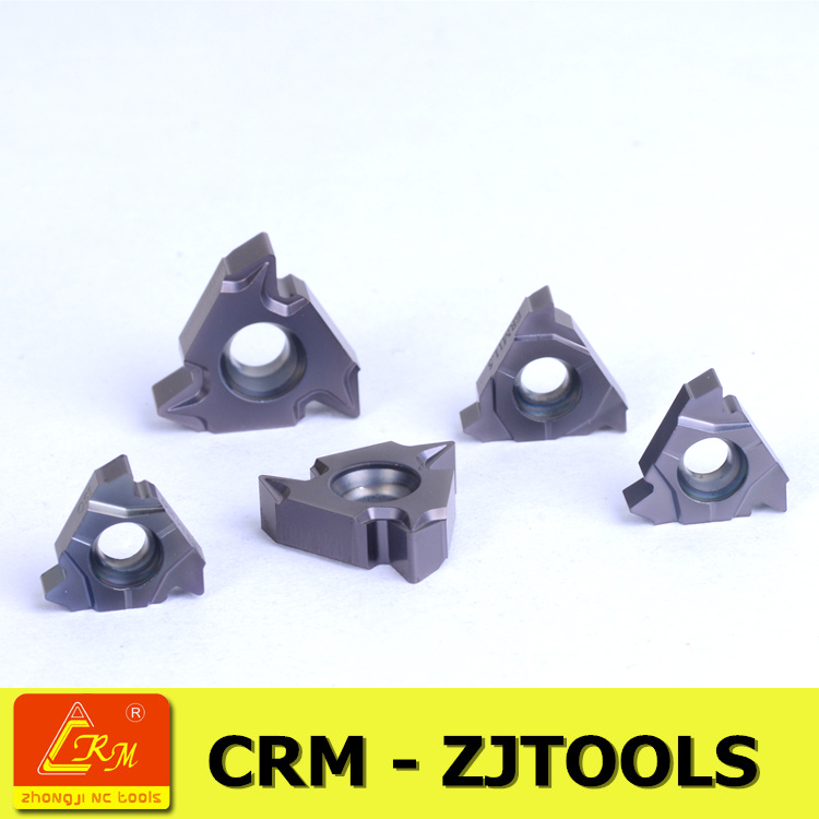 crm zjtools Vardex Camrex cnc lathe tungsten carbide threading cutting tool insert