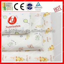 Hot sale Breathable bamboo fabric nepal for cloth diaper