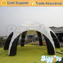 Spider PVC Inflatable Outdoor Advertising Dame Tent with Six Legs