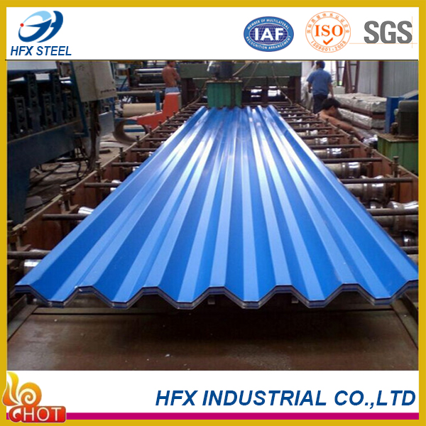 Good Price of Corrugated Roofing Tile with SGS certification