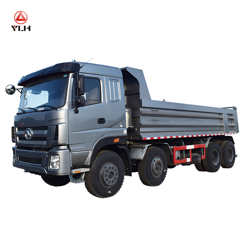 8x4 12-Wheeler 40 Ton 20 Cubic Meters Mining Dump Truck For Sale