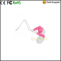 Promotional Low price New Design Fashion Earphone Headphone for MP3 Players