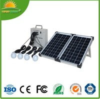 20w 18V off-grid cheap wholesale prices for small solar lighting kit energy home power system