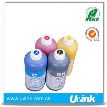 UVINK china supplier waterproof eco-solvent ink for mutoh