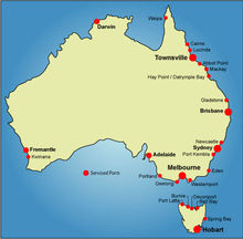 freight consolidator rate ocean shipping services to Australia,New Zealand,Pacific