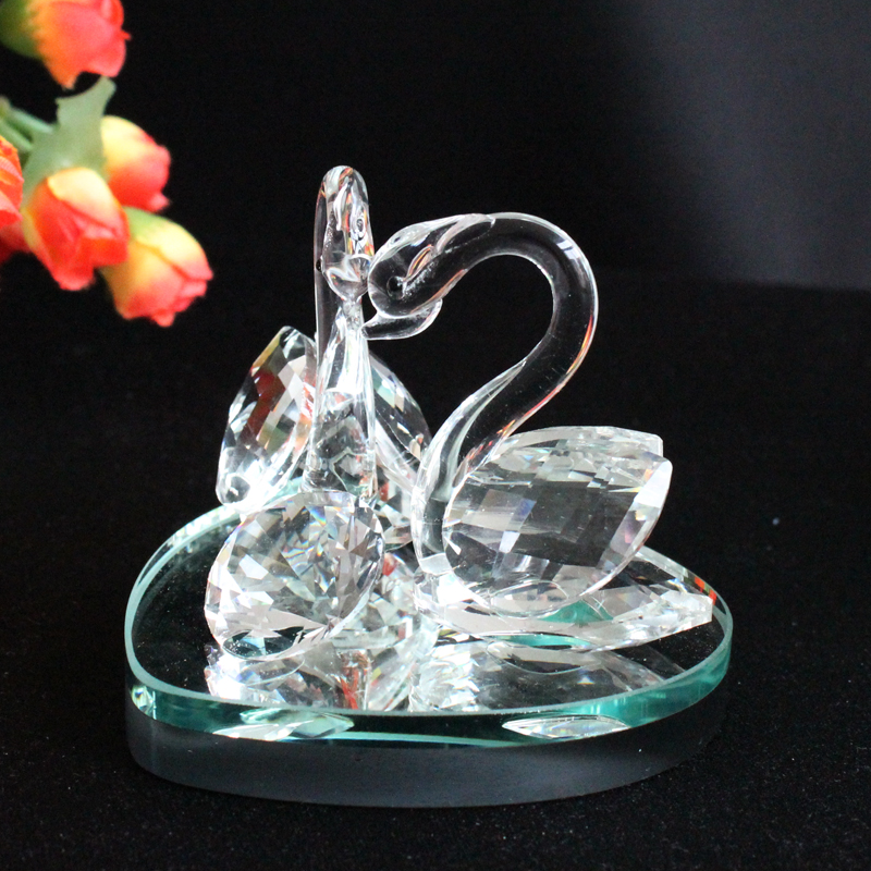 2017 high quality crystal wedding gift for wholesale