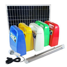 10watt high power led mini solar power system with radio and mp3